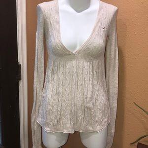 Hollister Sweaters - Hollister babydoll sweater